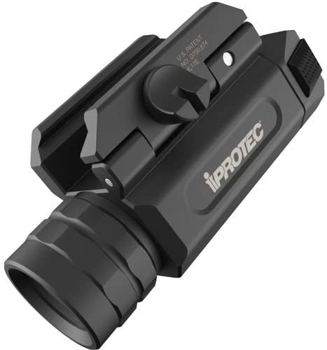 iProtec 6566 RM230 Rail-Mount 230 Lumen Firearm Light,Black