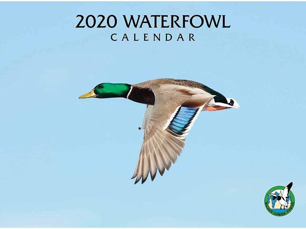 2020 Waterfowl Calendar