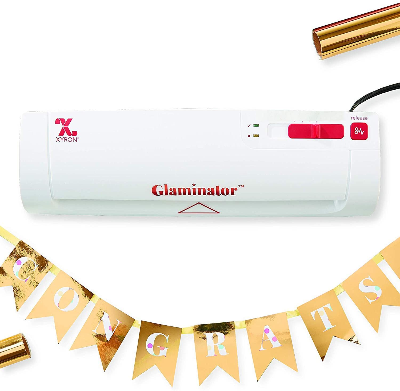 Xyron Glaminator Foil Laminator, 9