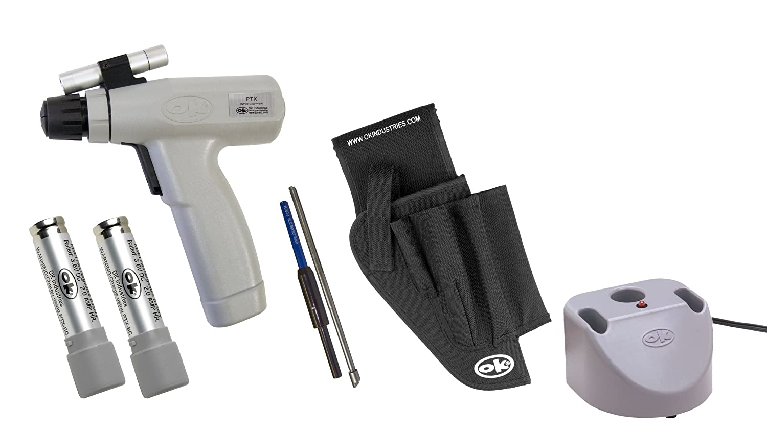 Jonard Industries PTX-KIT1DHFL Flashlight Attachment for Wire Wrapping