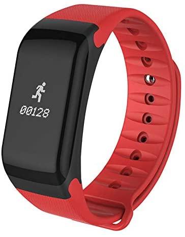 WANGDD Smart Bracelet Measuring Heart Rate Blood Pressure oximetry Step Smart Watch Waterproof