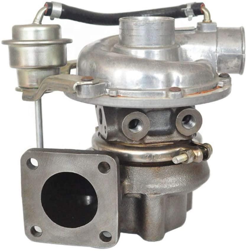 US-JSM RHF5 Turbo Turbocharger 4JB1TC 1118010802 Fit for Trooper 4WD Rodeo Pickup 4JB1TC 4JB1-T 4JB1 2.8L