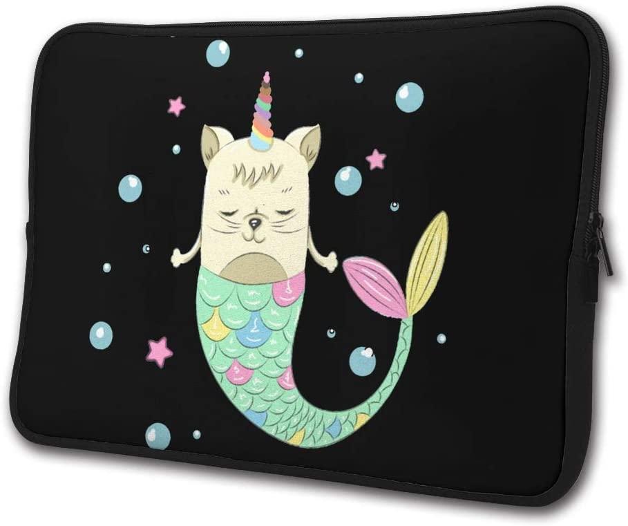 Cute Mermaid Unicorn Handbag Case Cover Laptop Sleeve Computer Bag