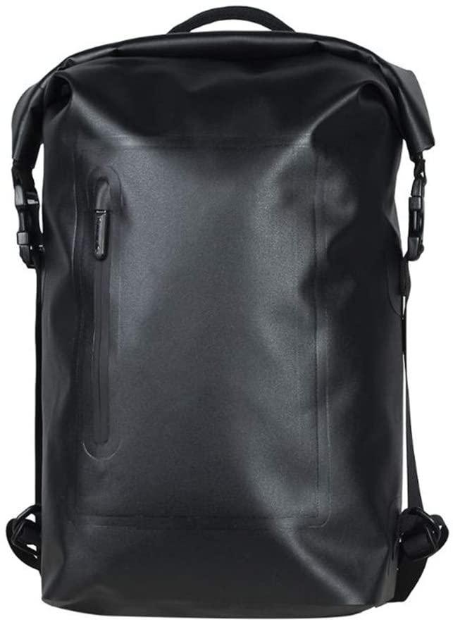 CNBPLS 20L Large Capacity Bicycle Front Pack Waterproof Multifunctional Backpack Rack Bag
