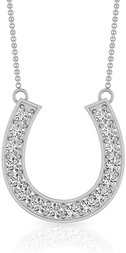 0.16 Carat Pave SGL Certified Diamond Monogram U Letter Pendant, Initial Alphabet Birthday Anniversary Necklace, Minimal Stack Mother Day Pendant Gift