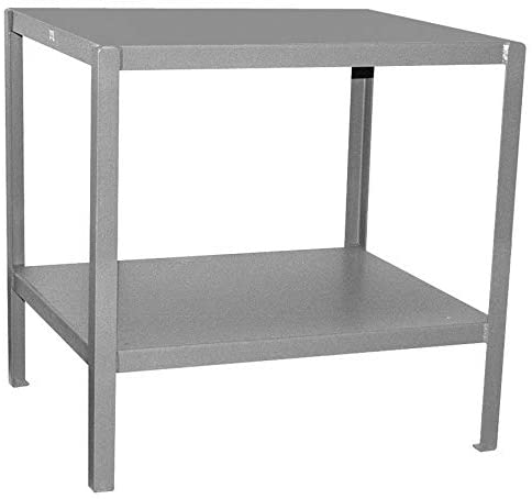 Fixed Height Work Table, Steel, 30