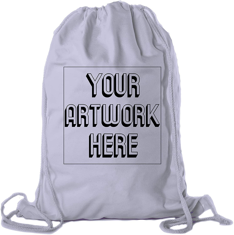 Customized Soccer Team Backpacks, Personalized Sports Drawstring Cinch Sacks