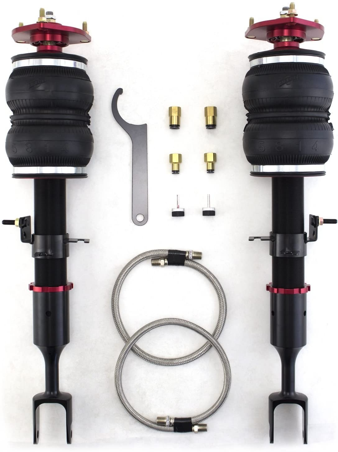 Air Lift 75520 Front Performance Kit