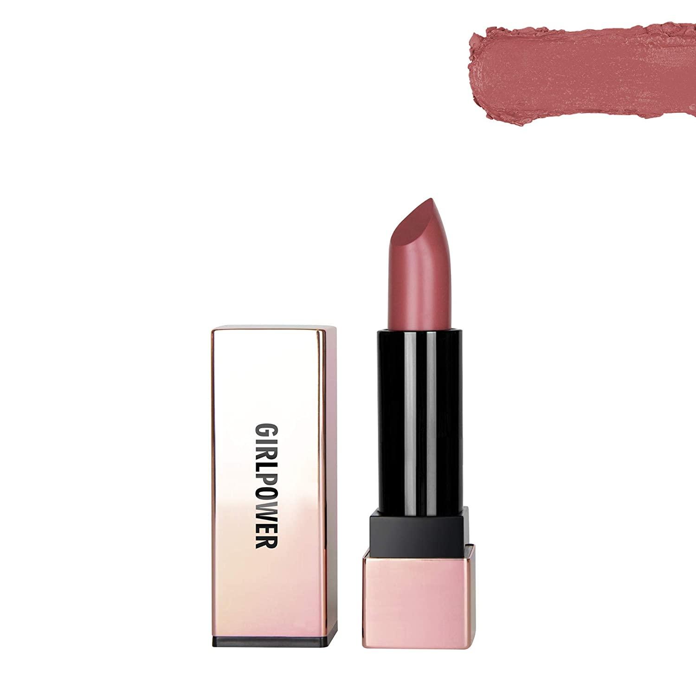 REALHER Moisturizing Lipstick - Girlpower (Deep Mauve)