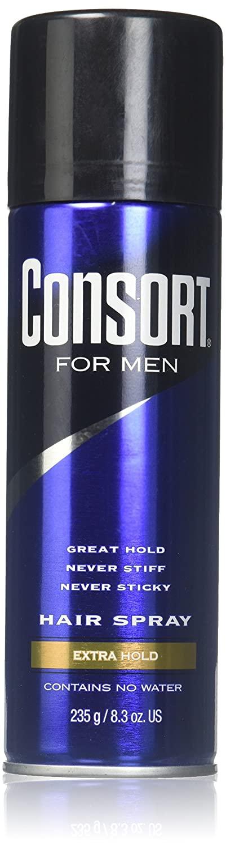 Consort Hair Spray Extra Hold 8.3 Oz