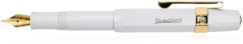 Kaweco Classic Sport fountain pen, white, B.