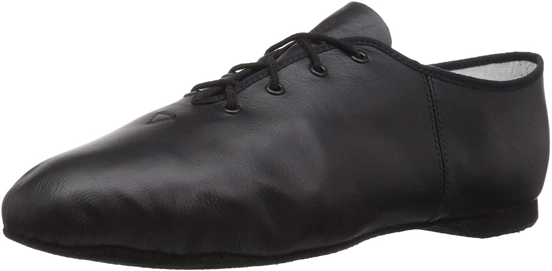 Bloch Dance Men's Jazzflex Suede Split Sole Leather Jazz Shoe