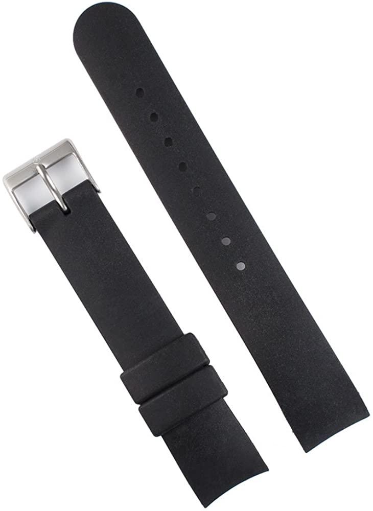 Swiss Army Brand 17mm Watch Strap Black