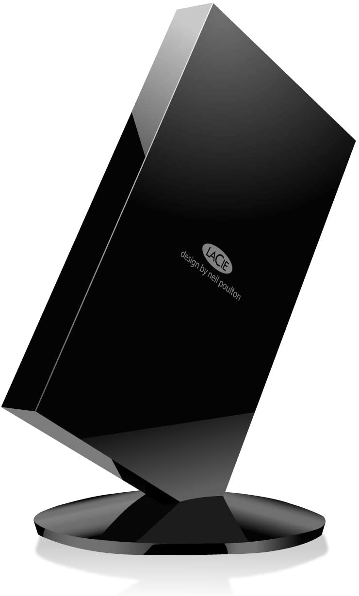 LaCie Bolt 3 2TB Professional External SSD, Dual Thunderbolt 3, 40Gb/s Transfer Rate