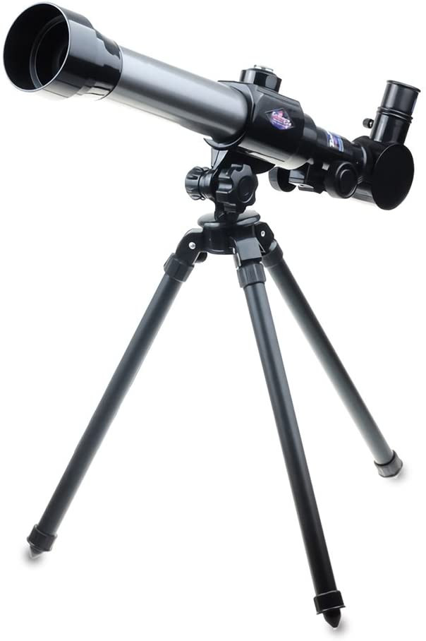 ClarksZone Astronomical Telescope for Kids Replica High Definition Learning Educational Science for Kids - Explore The Moon and its Craters