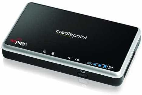 CradlePoint Compact Broadband Router (CBR400)