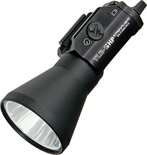 Streamlight 69215 TLR-1 HPL 1000-Lumen Rail-Mount Long Gun Tactical Light Kit with thumbscrew,