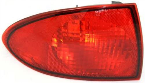 Chevy Cavalier Replacement Tail Light Unit - Driver Side