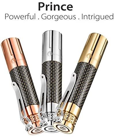 Lumintop Prince Copper Cree XM-L2(U2) 1000LM 18650 Waterproof EDC LED Flashlight / . . Product name: . Lumintop Prince Copper Cree XM-L2(U2) LED Flashlight . . Brand: . Lumintop . .
