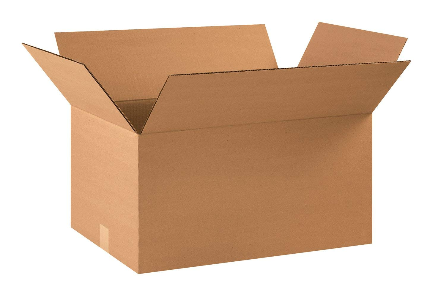 Pantryware Essentials 5 Medium Moving Boxes 20x14x10 Packing Cardboard Boxes- Bundle of 5 Boxes