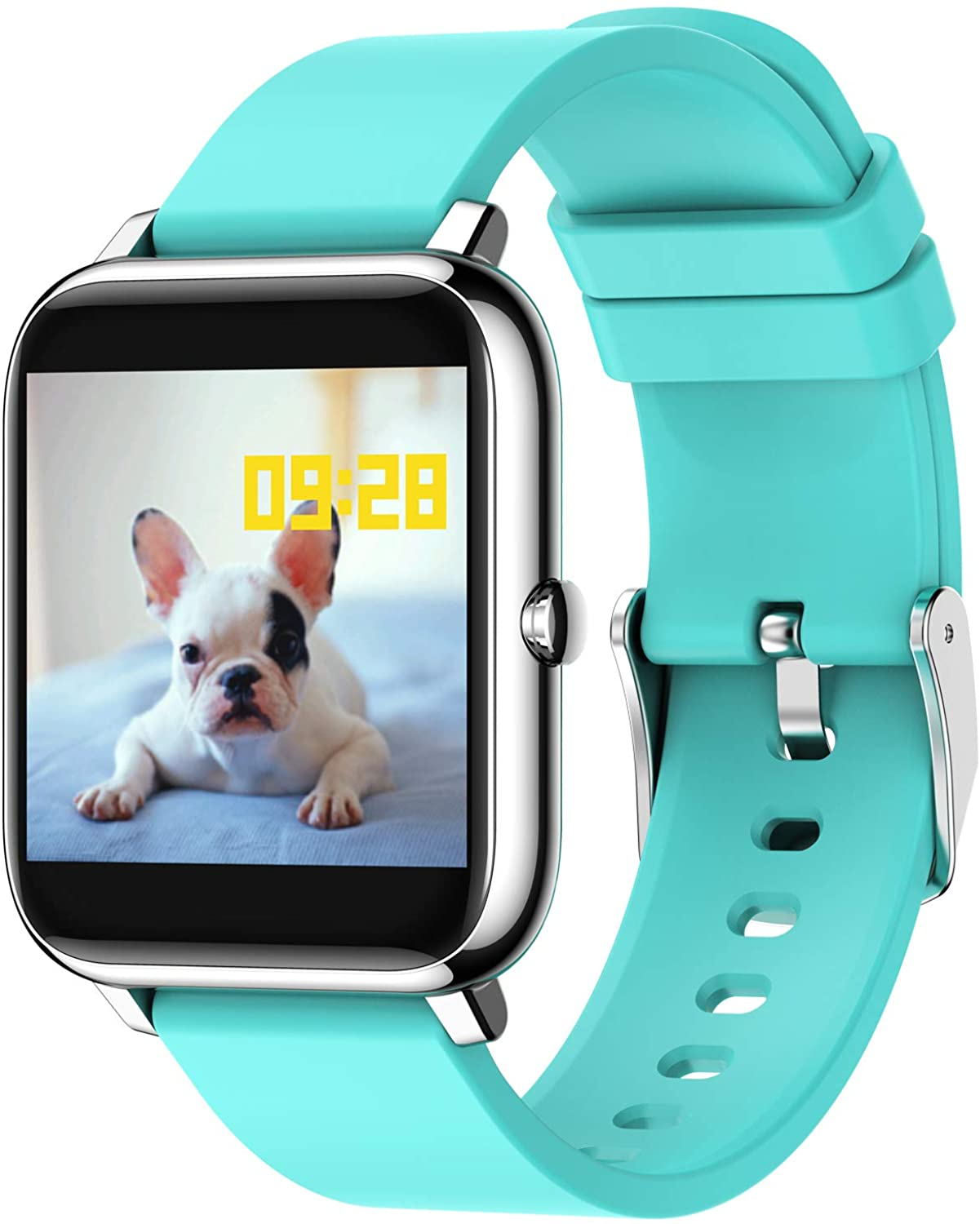 Smart Watch Heart Rate Monitor Sport Modes Music Control Remote Camera Sleep Tracker Calorie Counter for Men Women