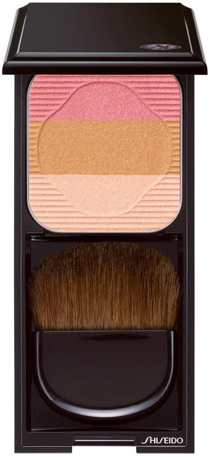 Shiseido Face Color Enhancing Trio # RD1 Apple Blush for Women, 0.24 Ounce