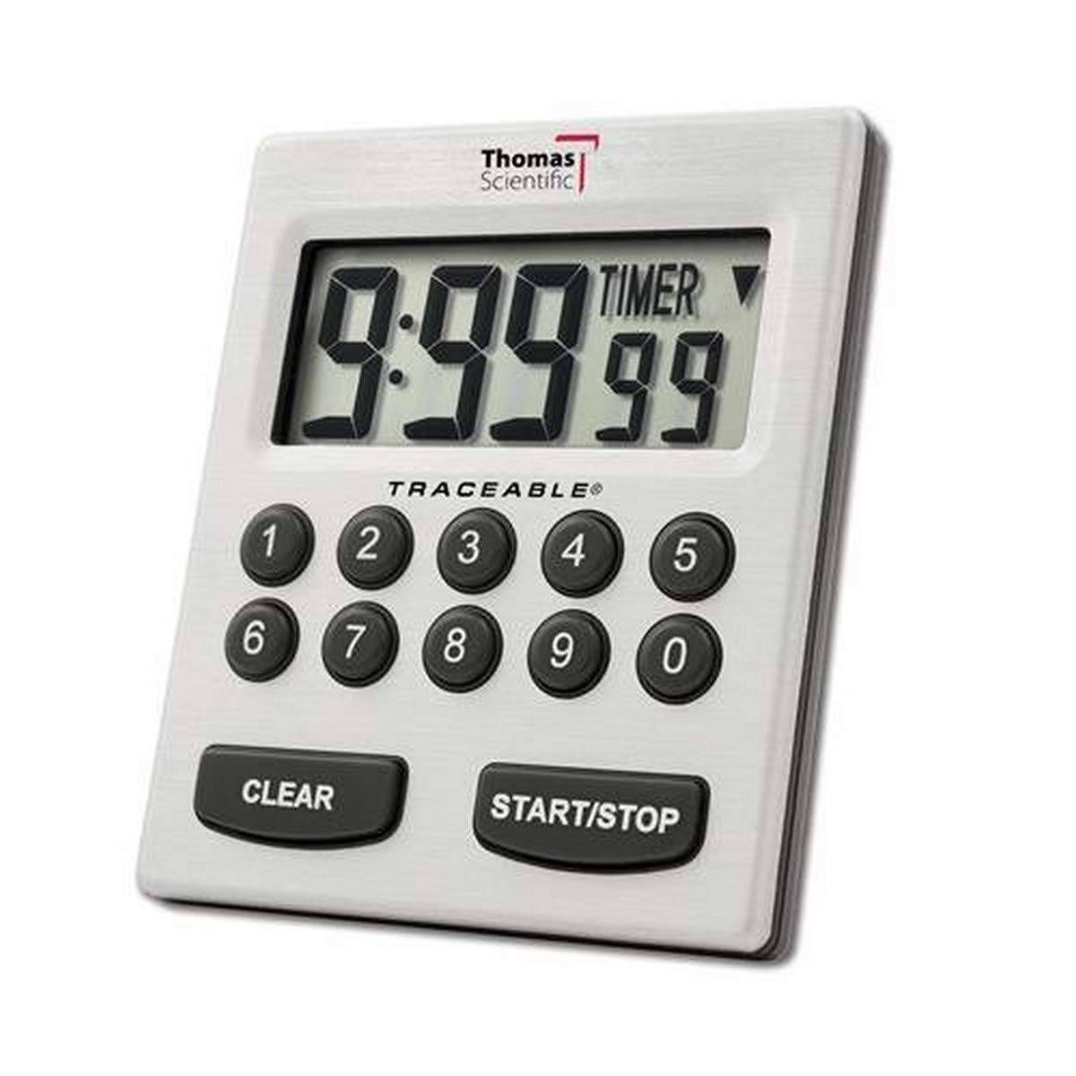 Thomas 5233 Polypropylene 5233 Traceable Vibrating Timer