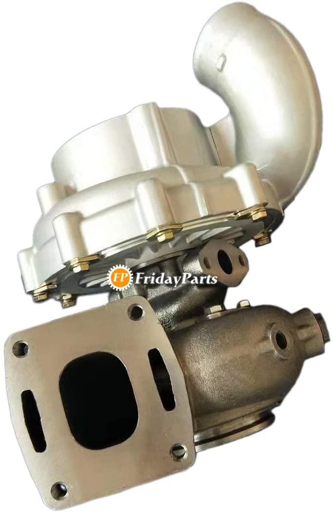 FridayParts K26 Turbocharger 53269707105 5326-970-7105 for Volvo Penta D4 Diesel Engine
