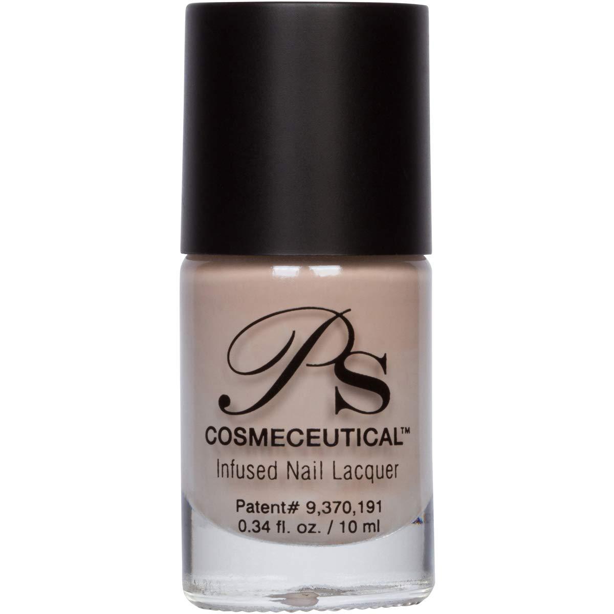 PS Polish All Natural Anti-fungal Nail Polish, Safe Non-Toxic Professional Grade Nail Art and Polish Nail Lacquer, Best Nail Polishes for Manicure, Pedicure, Hands, Feet and Nails (Southern Sand)
