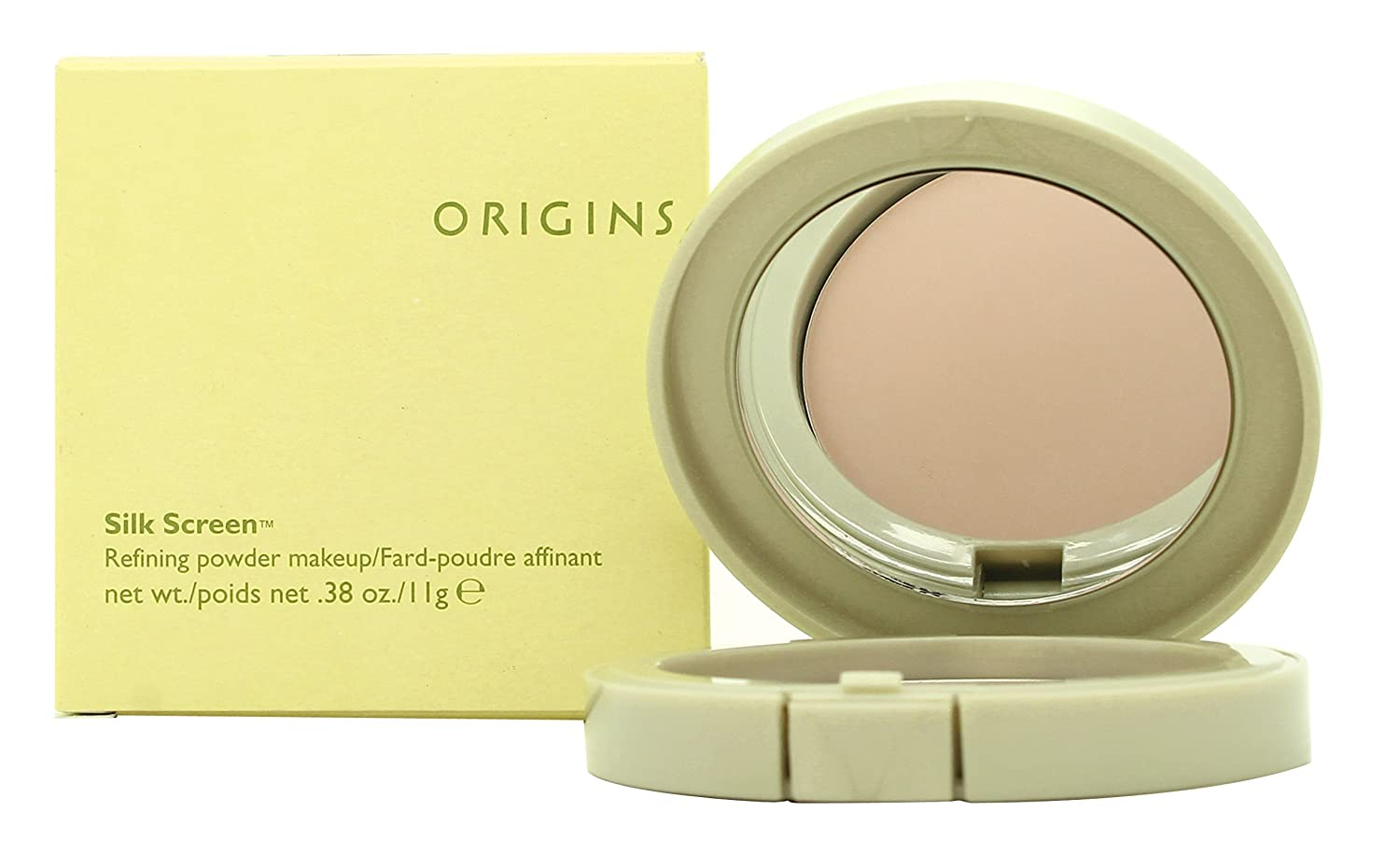 Origins Silk Screen Refining Powder Makeup, Tender, .38 oz