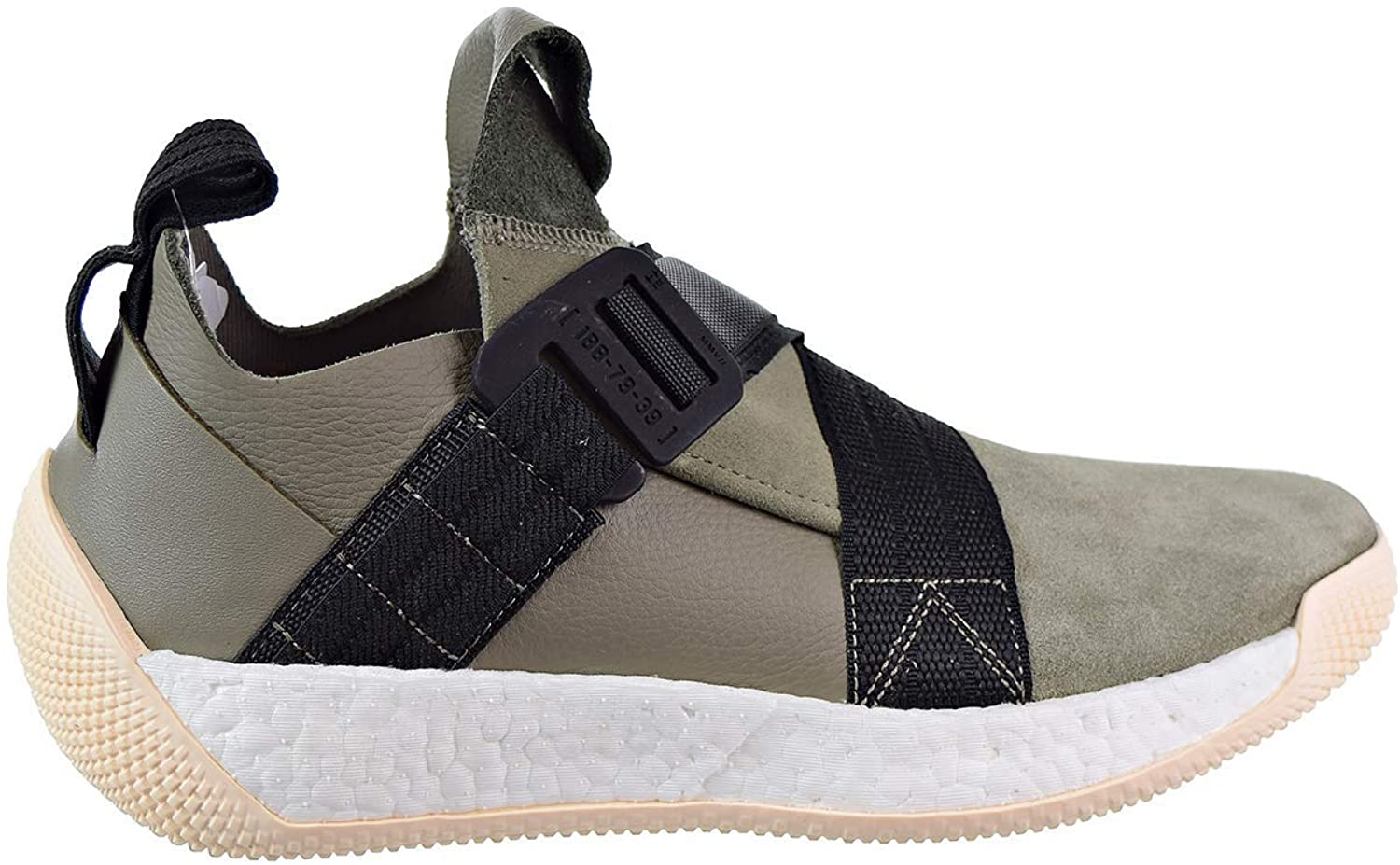 adidas Harden Ls2 Buckle Black/White/Gold Basketball Shoes (AC7435)