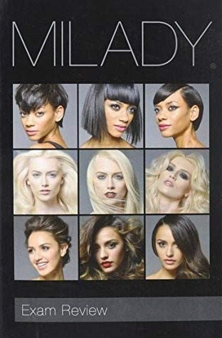 [1285769554] [9781285769554] Exam Review Milady Standard Cosmetology 2016 (Milady Standard Cosmetology Exam Review) CSM Edition