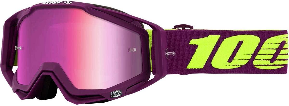 100% Racecraft Goggle + Mirrored Lens-Klepto