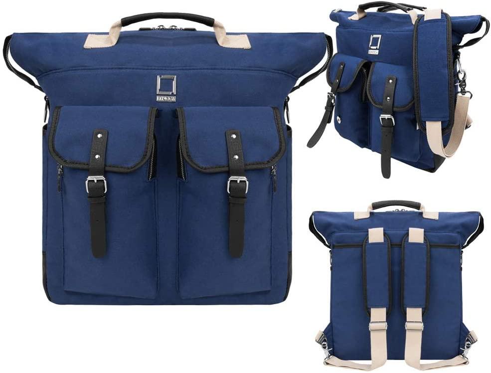 Unisex Stylish Backpack Travel Rucksack School Daypack Waterproof Tear Resistant