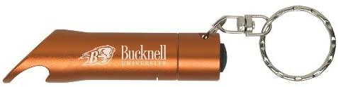 Keychain Bottle Opener & Flashlight - Bucknell Bison