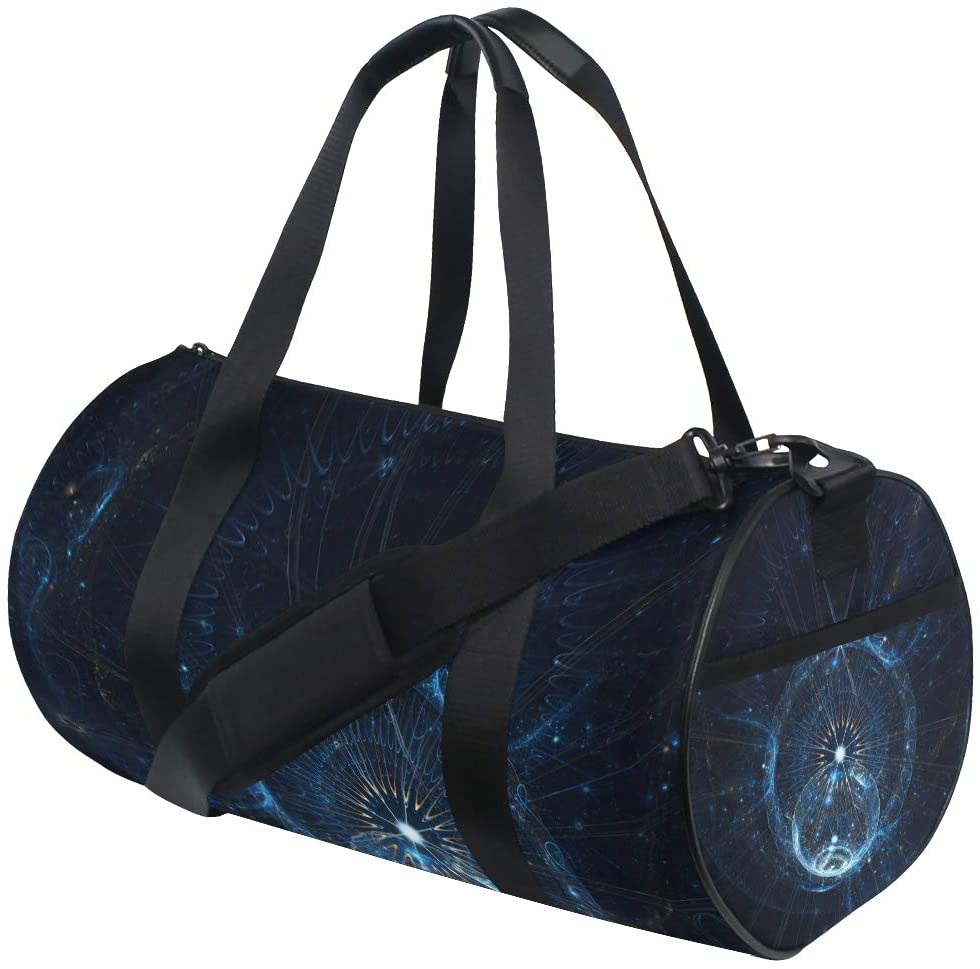 Brighter Dreamcatcher Fitness Sports Bags Gym Bag Travel Duffel Bag for Mens and Womens