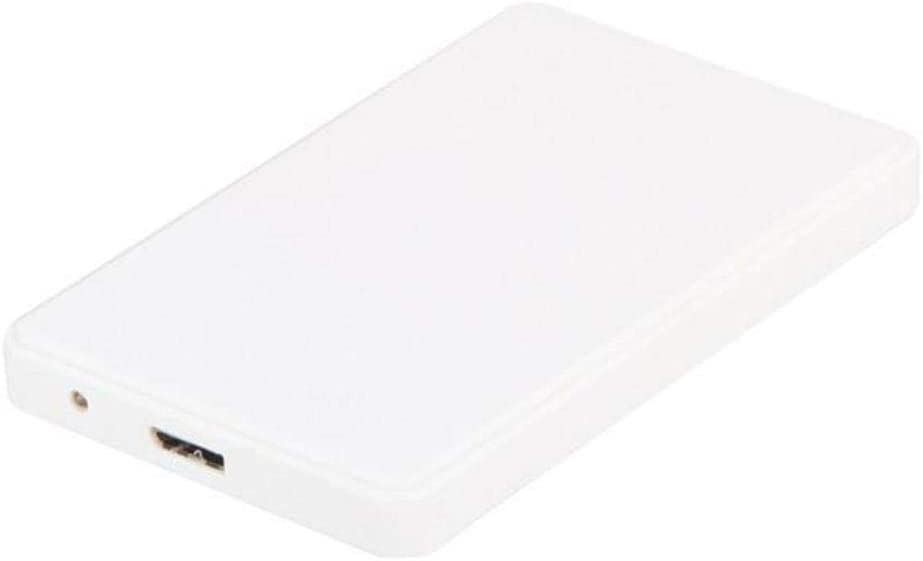 Oberlo 2.5 inch External Hard Drive 2TB USB 3.0 Cable (United States/White)