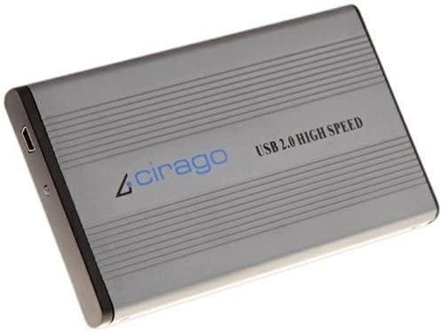 Cirago 320GB USB 2.0 Portable Storage (CST1320R)