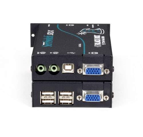 Black Box ACU5051A Servswitch Wizard USB SRX KVM Extender,