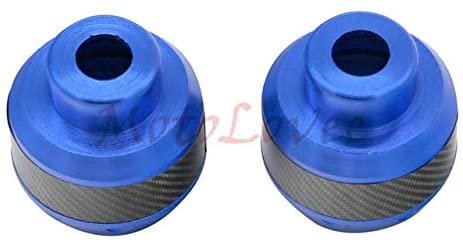 Accessories Occus Universal CNC Aluminum Alloy Motorcycle Drop Resistance Shock Absorber Cup Fall Protect Brake Cover Styling