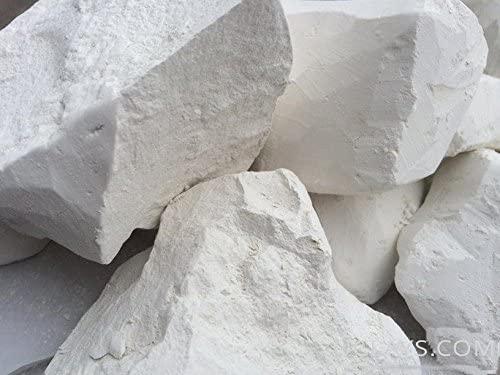 Edible chalk, SVYAT edible Chalk chunks (lump) natural for eating (food), 8 oz (220 g)