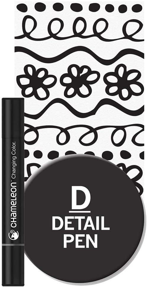 Chameleon Art Products, Chameleon Pen, Chameleon Detail Pen, Double-Ended