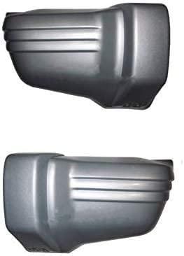 FRONT Bumper kit, corner FOR Mitsubishi PAJERO/MONTERO MK2 1990-2000 (Left & Right 2 pcs)