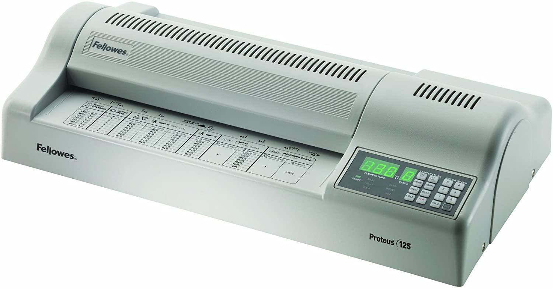 Fellowes Laminator Proteus 125 Laminating Machine (5709501)