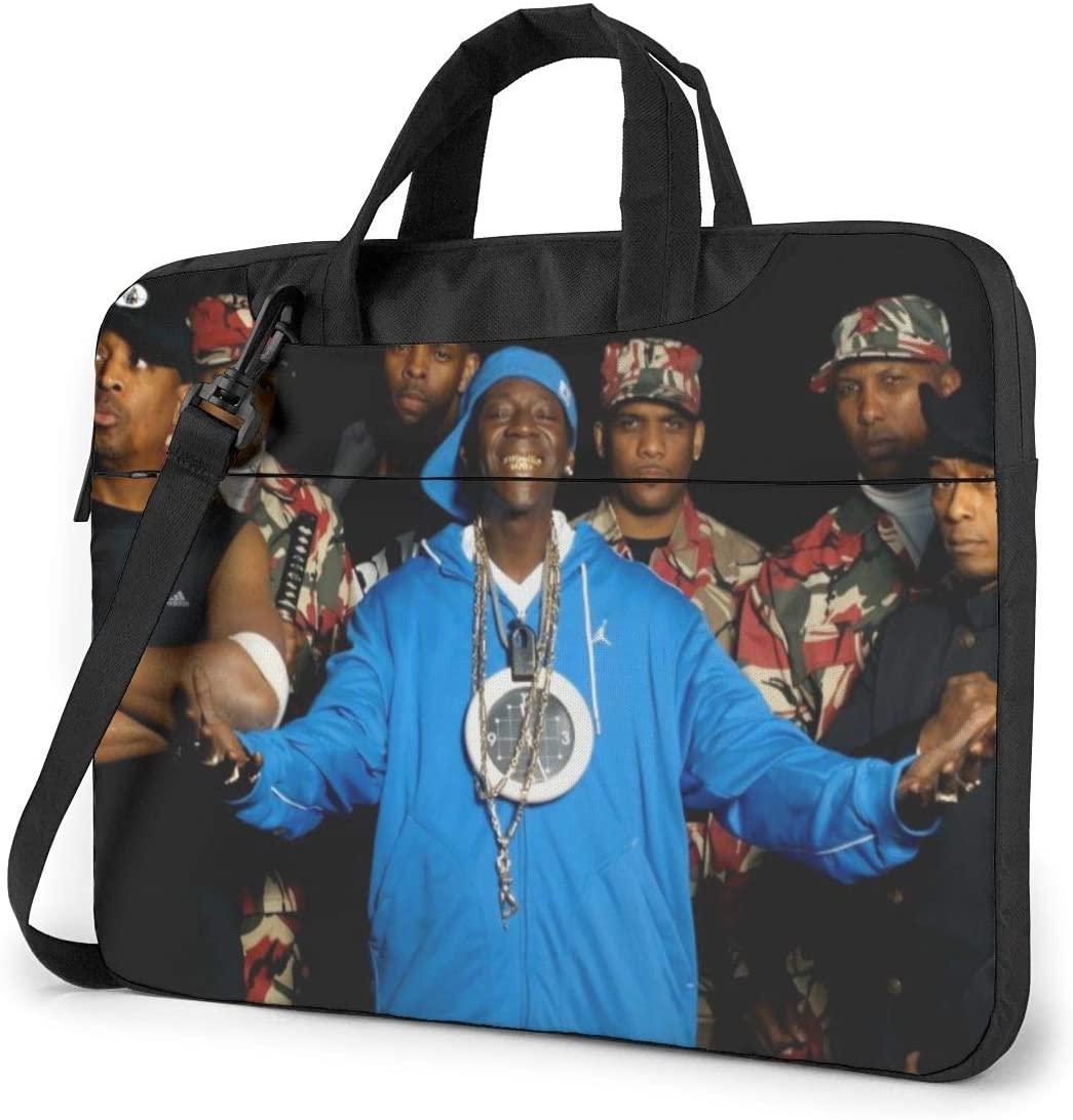 Pub-LIC Ene-My Laptop Bag 15.6/14/13in Notebook Briefcase Handbag PC Tablet Protective Case