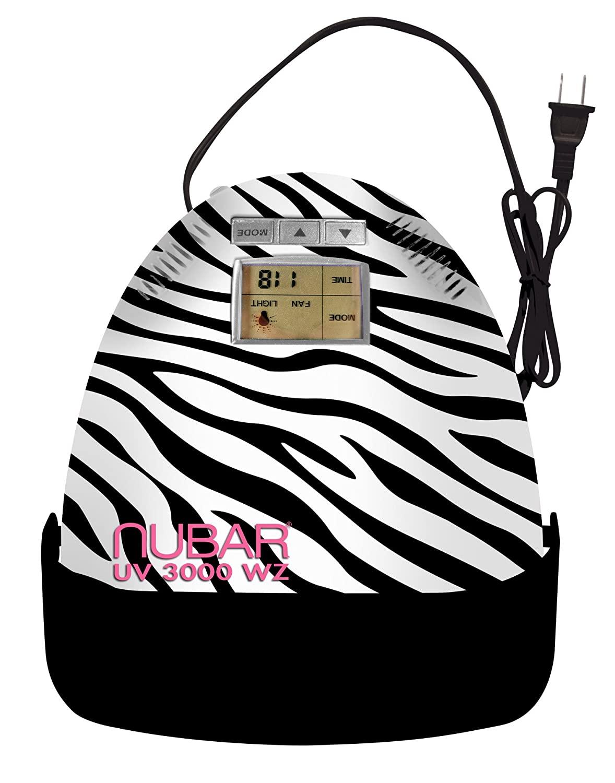 Nubar - UV-Light Dryers 36 Watts (Black & White Zebra)