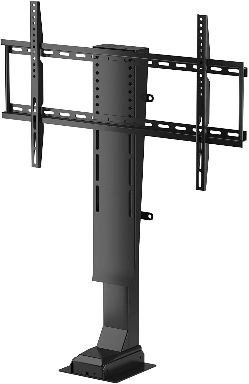 TV Lift Mount for 32 - 60 TVs - Pop up Mechanism with Remote - Floor Lift Height 39