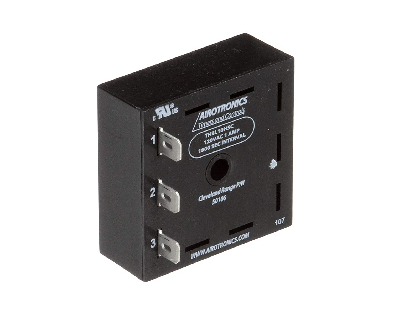 Cleveland WR50106 Fixed Axial Timer, 30 Minute, SSAC