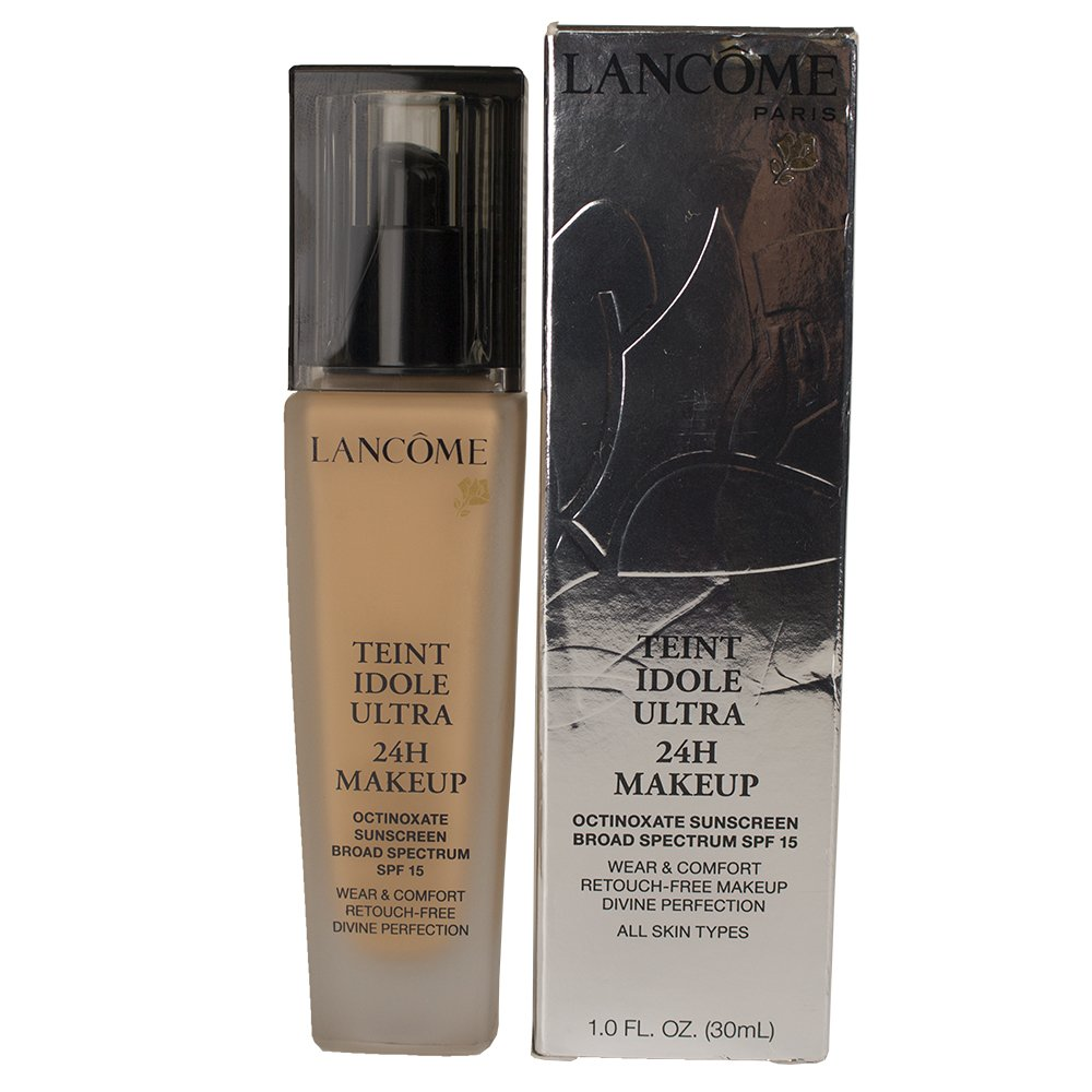 Lancôme Teint Idole Ultra 24h Wear & Comfort Retouch-free Divine Perfection Foundation - Oil-free. Fragrance-free SPF 15 (370 Bisque W)