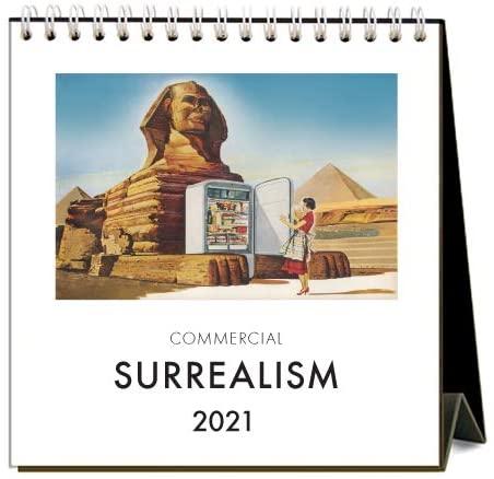 Commercial Surrealism 2021 Calendar
